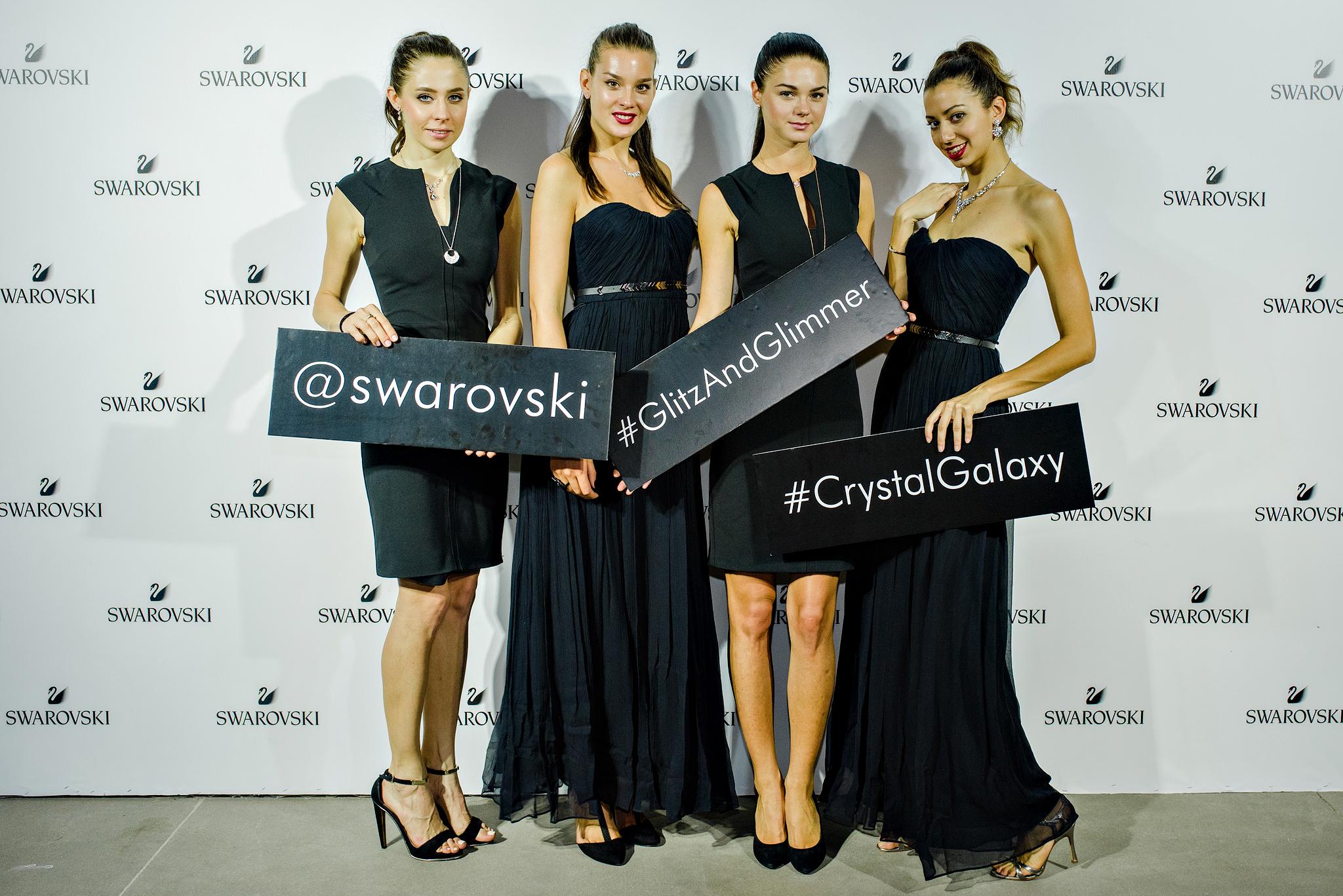 Swarovski - Event Photographer