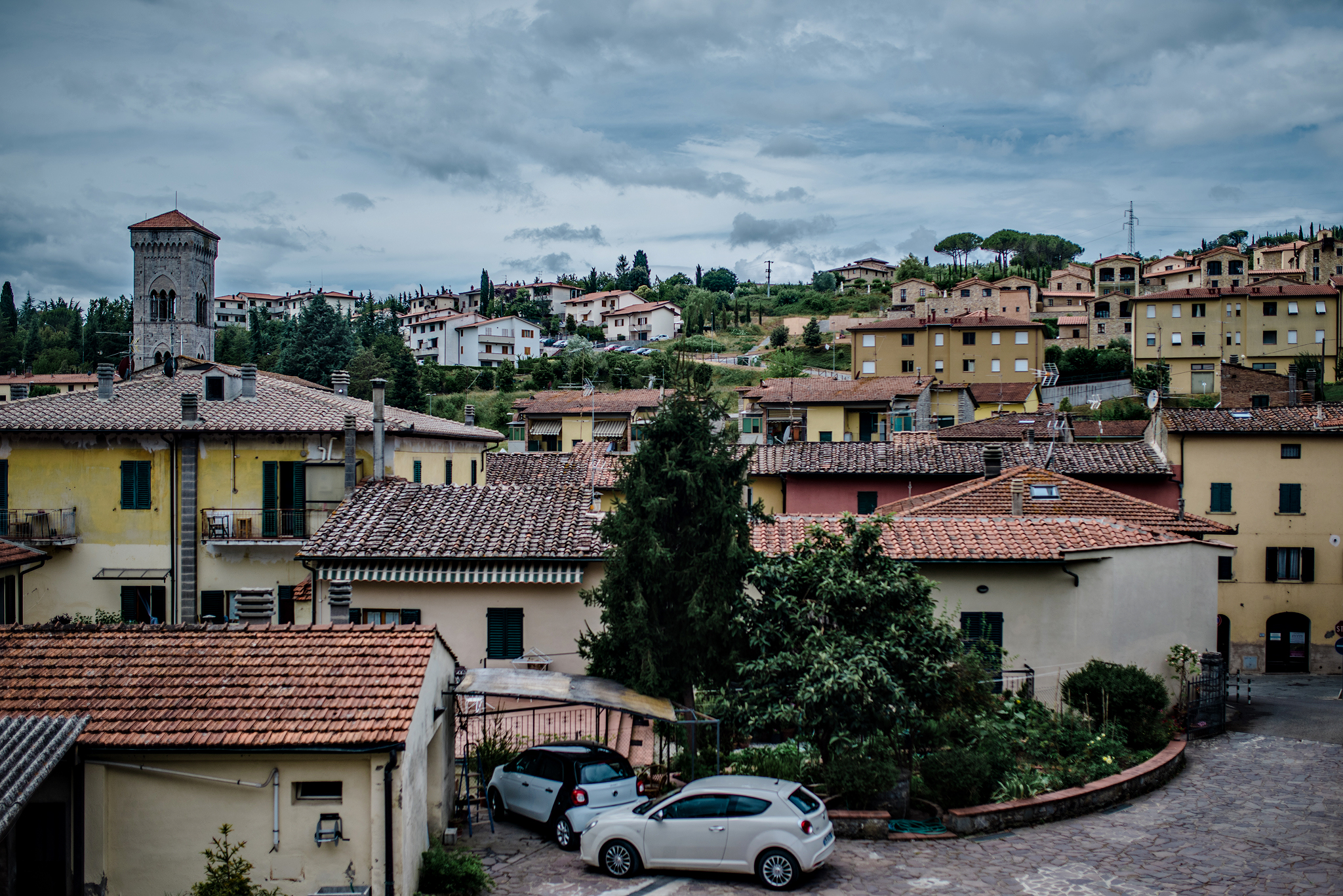 Gaiole in Chianti - Travel Photographer