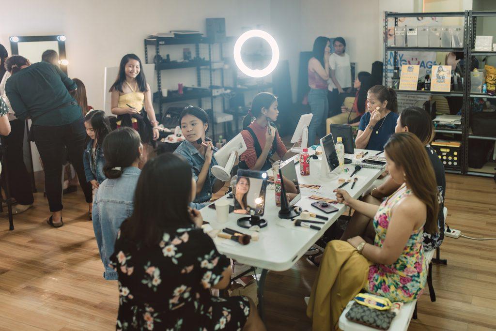 Cebu Denise Bassler Make-up Artist