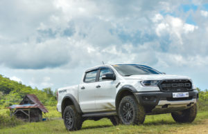 FORD RANGER RAPTOR 2020