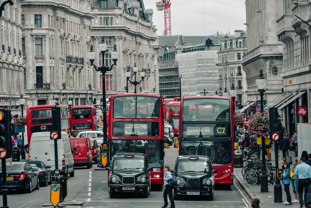 Double Deckers - London